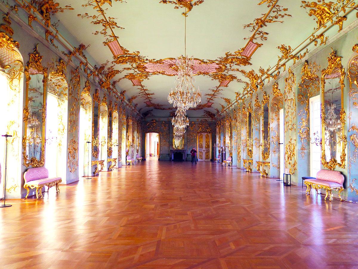 Schloss Charlottenbeurg - Salle de bal