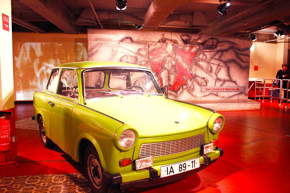 le musée de l'histoire de Berlin
