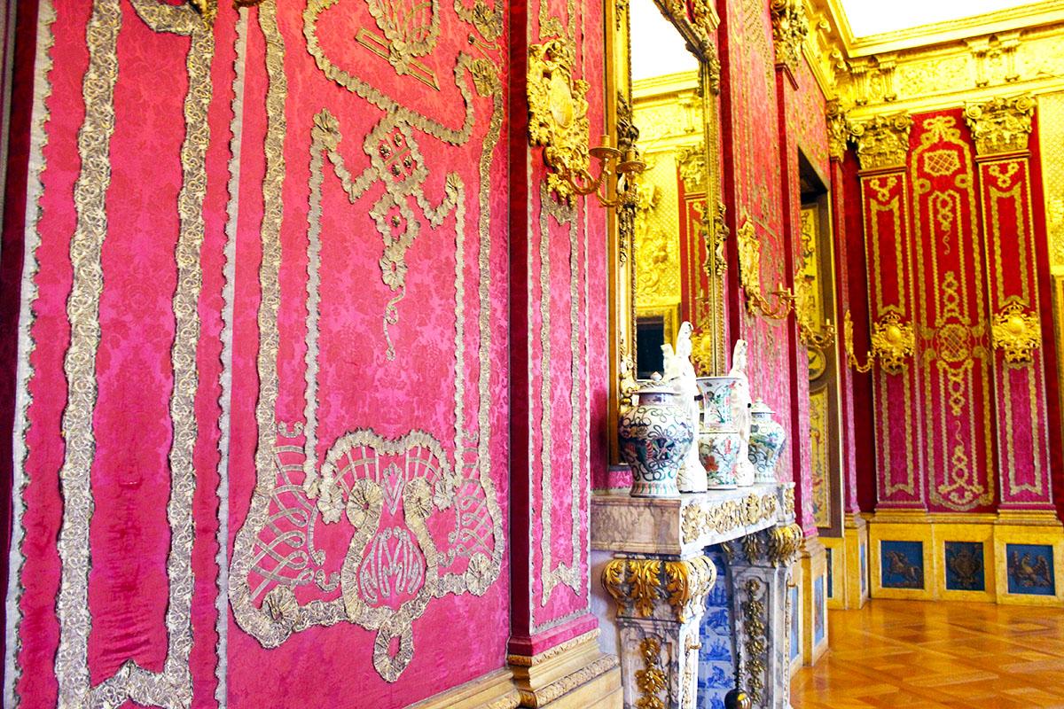 Schloss Charlottenbeurg - Appartement de Frederic II